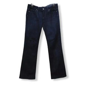 Paige jeans 28x30  Benedict Canyon Slim Boot cut